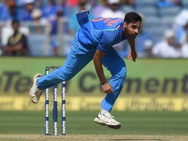 Bhuvneshwar Kumar Not Worried About World Cup, Focus On Consistency