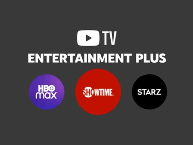 YouTube TV's new bundle saves you $5 on HBO Max, Showtime, and Starz