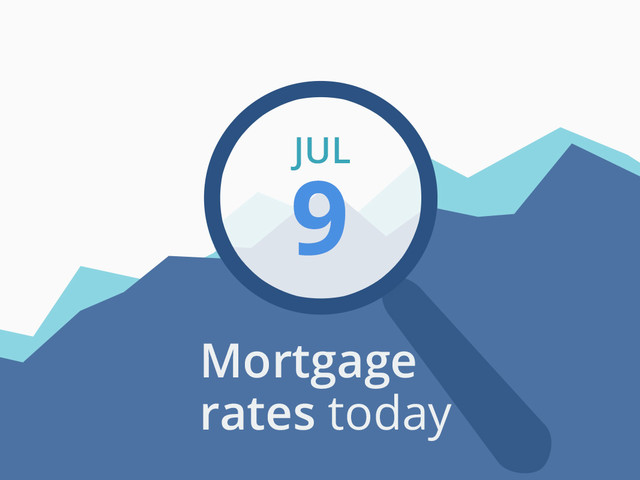 Mortgage rates today, July 10, 2019, plus lock recommendations