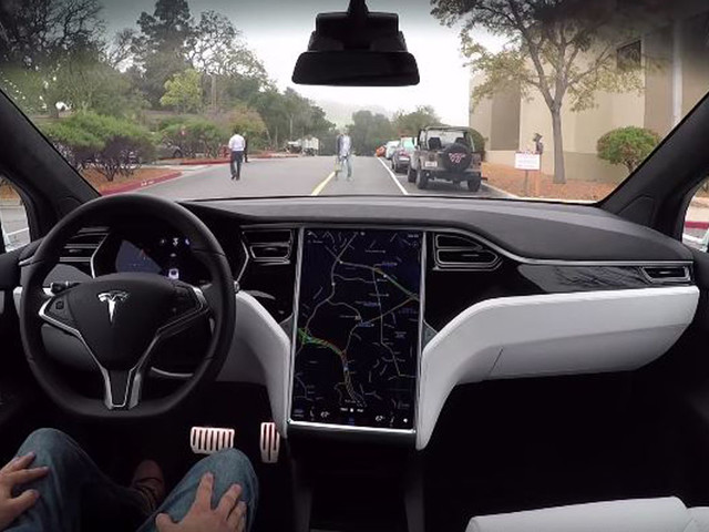 Tesla's Head of Autopilot Software Departs After Six Months