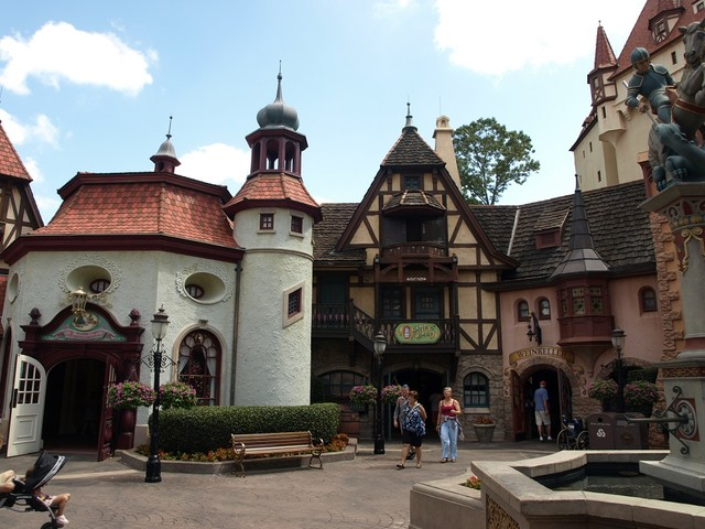 New Entertainment Coming to the Germany Pavilion at Epcot