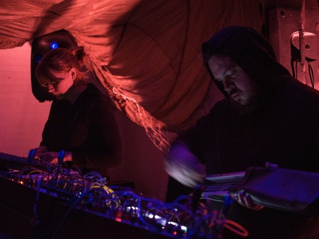 Ectomorph, legendary Detroit duo of nerdy techno, finally get their 2xLP