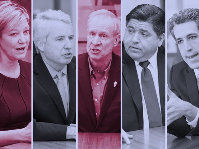 Meet the top candidates for Illinois governor