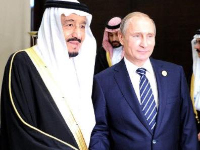 King Of Saudi Arabia To Visit Russia In October