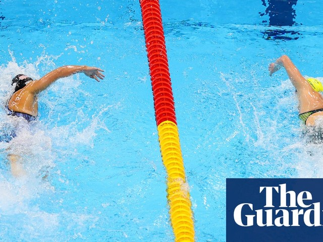 Round one to Ariarne Titmus but duel in the pool with Katie Ledecky continues | Kieran Pender