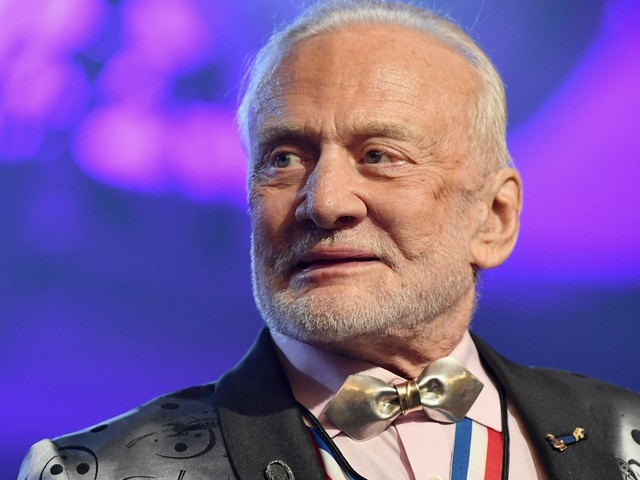Buzz Aldrin walked on the moon 50 years ago today. Here's what the astronaut remembers most about NASA's Apollo 11 mission.