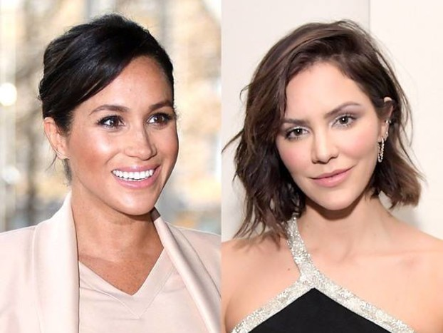Katharine McPhee Looks Back on Her Unforgettable School Days With Meghan Markle