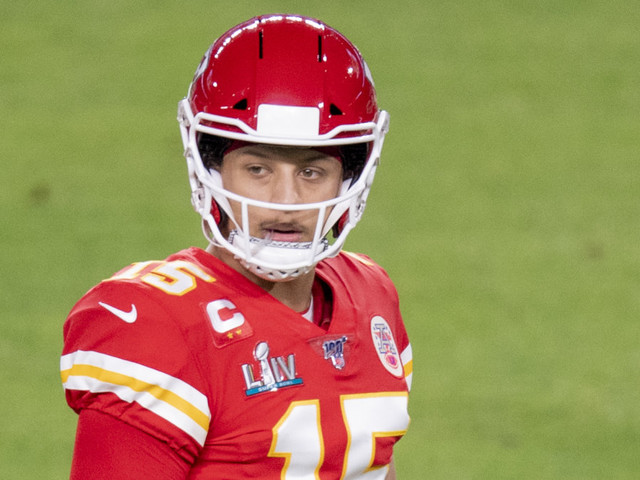 'I know we got time left!': Patrick Mahomes snapped at teammates before Super Bowl comeback