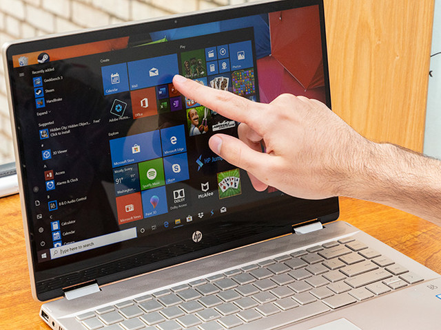 HP Pavilion x360 (14-inch) Review