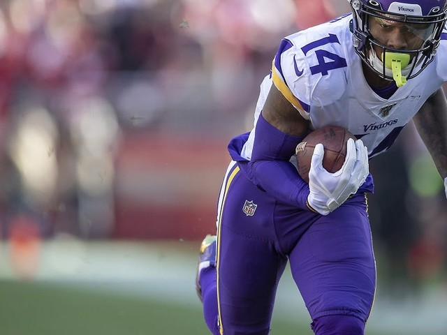Will Stefon Diggs still be on the Vikings at the start of the 2020 season?