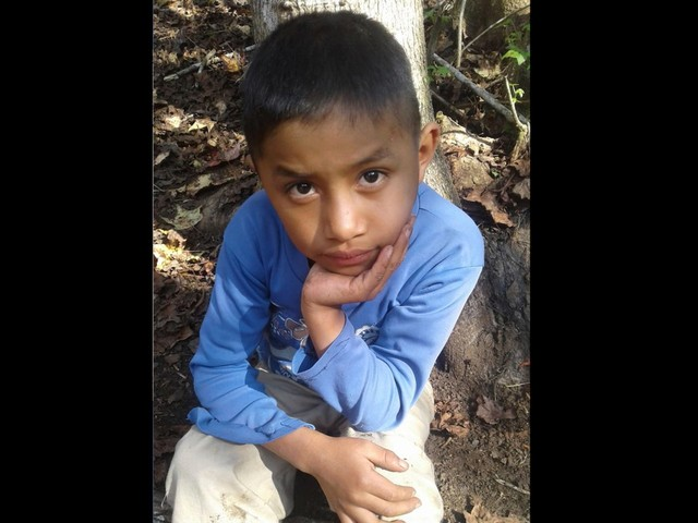 The mother of an 8-year-old migrant boy who died in Border Patrol custody says he wasn't sick on his journey to the US