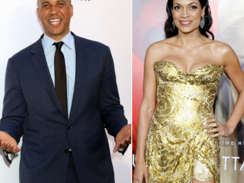 Sen. Cory Booker Jokes About White House Wedding With Rosario Dawson + Andrew Gillum Reveals 'Major Announcement' + Sen. Kamala Harris Laughs It Up On Late Night
