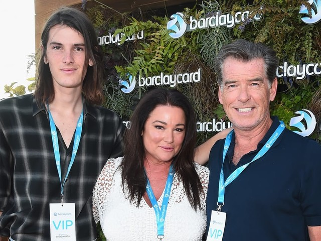 5 Fun Facts About Pierce Brosnan's Incredibly Handsome and Talented Son, Dylan