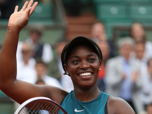 """""""If I Was Upset Every Time That I Lost I Would Be A Basket Case"""": Sloane Stephens On Dealing With Losses And Haters"""