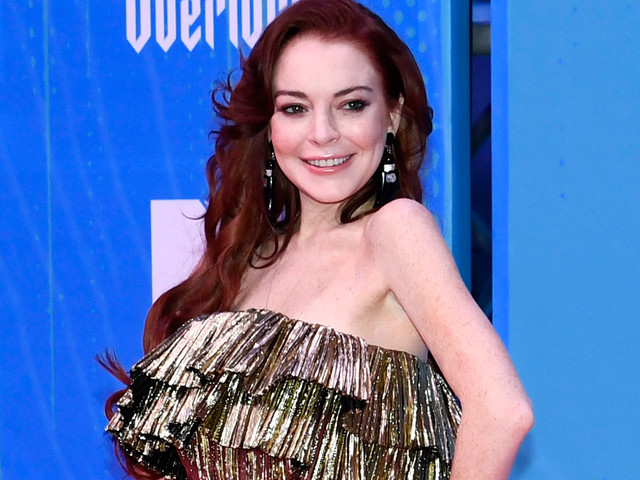Lindsay Lohan Confirms Music Comeback with Official 'I'm Back' Teaser - Watch Here!