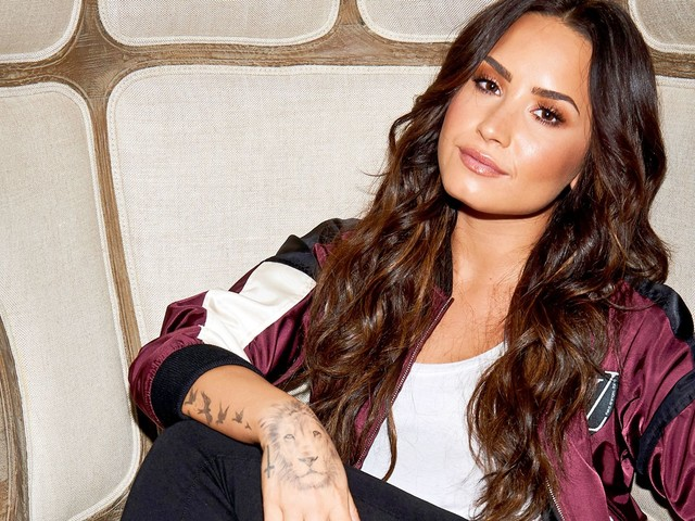 Demi Lovato Also Dropped Some Major Album News Today