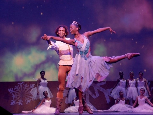 Debbie Allen on new Netflix documentary 'Hot Chocolate Nutcracker' and power of dance