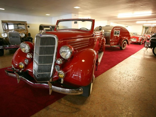 Academy of Art University lays plans to transform its collection into the San Francisco Automobile Museum