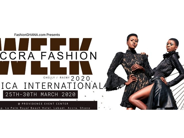Accra Fashion Week: An event where African fashion is not only a show but also a business