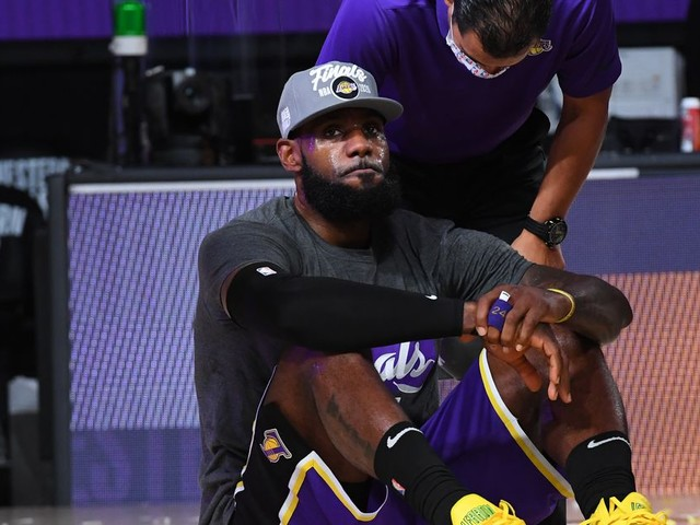 LeBron James taking the Lakers to the NBA Finals is one of his best accomplishments yet