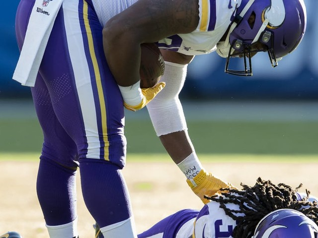Once a force for Vikings, battered Dalvin Cook quickly becoming offense's biggest unknown
