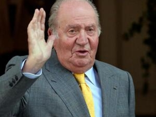 "Spain: ex-king says feeling ""phenomenal"" after heart surgery"