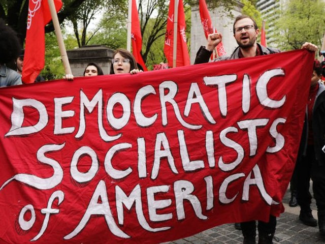 Coronavirus has created more socialists in America. Democratic Socialists of America adds at least 10,000 to its ranks.