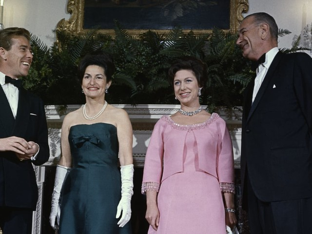 Here's What Really Happened When Princess Margaret Visited the White House