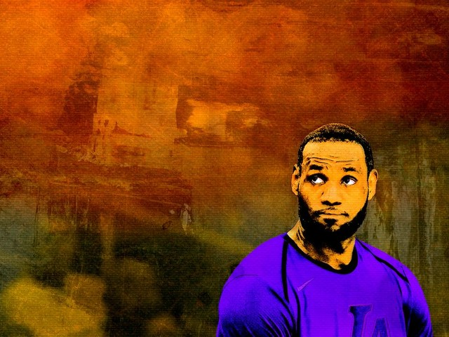 Should LeBron James Be Left Off the All-NBA Teams?