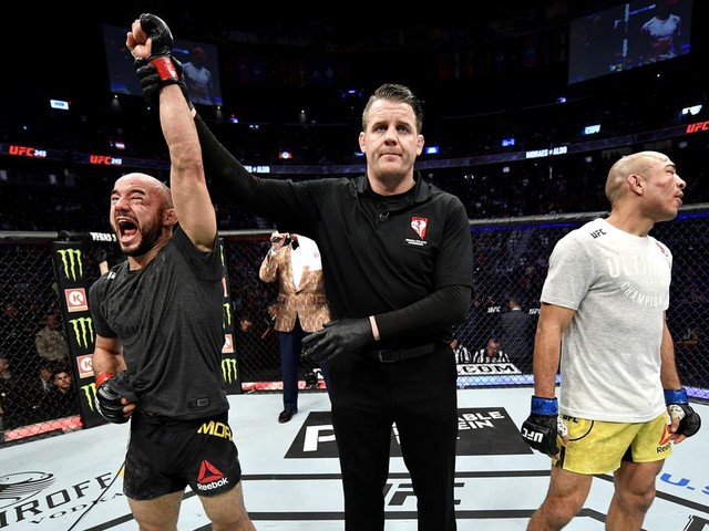 Cejudo vs Aldo: Losing all the way to the bank, an MMA tradition