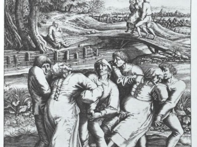 The Unexplained Dancing Plague & Other Epidemics of Yore