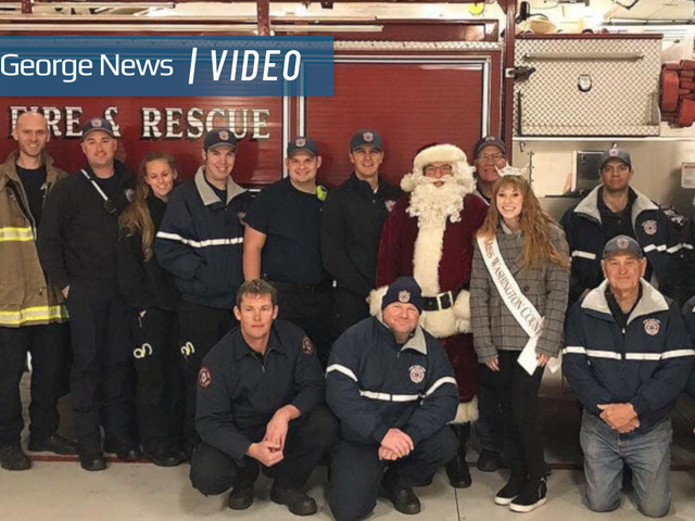 'I will light up the whole town if I have to'; The Angel Tree Project rides into its fifth year helping local families in need