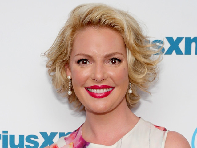 Katherine Heigl Goes Brunette for New Role!