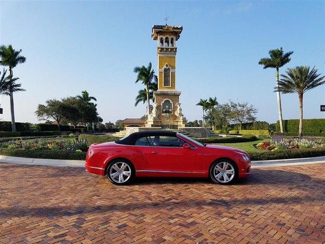 2015 Bentley Continental--GTC