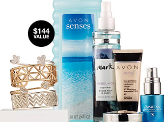 Avon The Ring in the New Year Sweepstakes