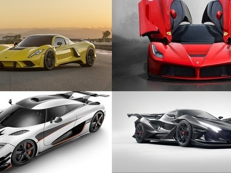 Is There Such A Thing As Too Many Hypercars?
