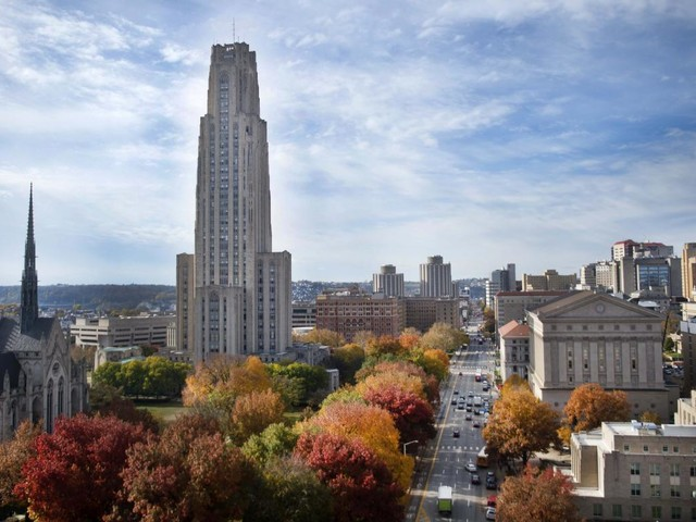 New grant program at Pitt matches Pell Grants and targets students' unmet need