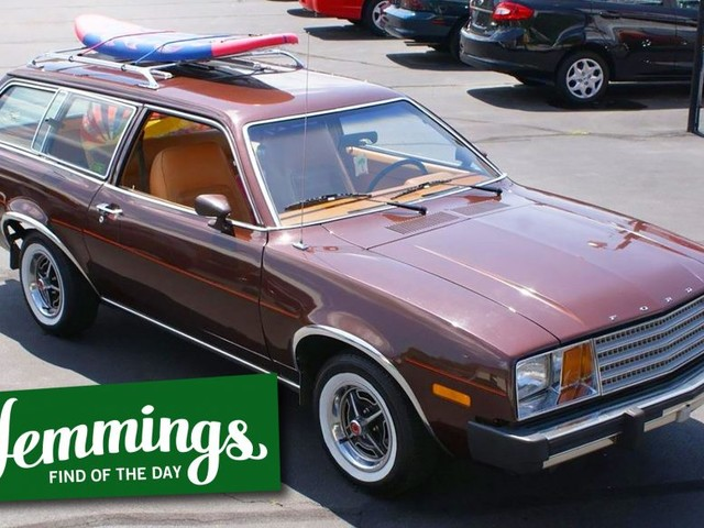 Hemmings Find of the Day: 1979 Ford Pinto Station Wagon