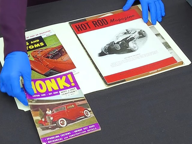 Take A Look Back At Automotive Enthusiam With The Petersen's Archive