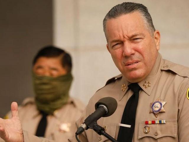 LA County sheriff blames 'defund the police,' progressive policies for murder, violent crime wave