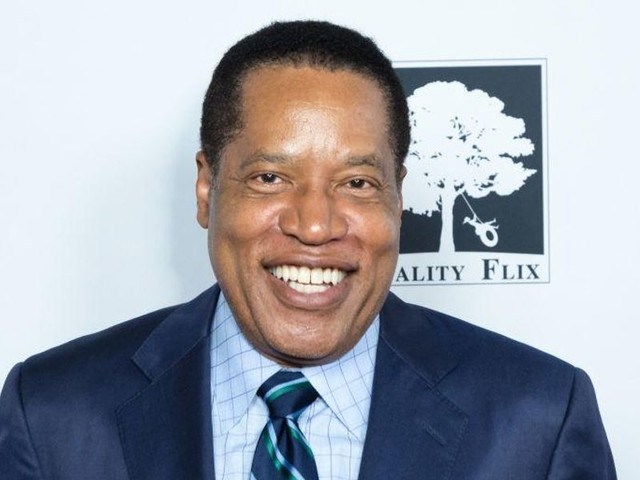 California gubernatorial recall election candidate Larry Elder accused of being 'a soldier for white supremacy'