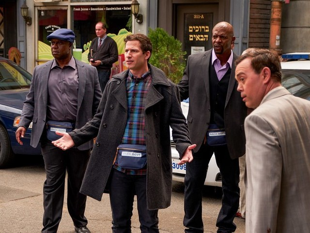 NBC Revives 'Brooklyn Nine-Nine,' and Fans Rejoice