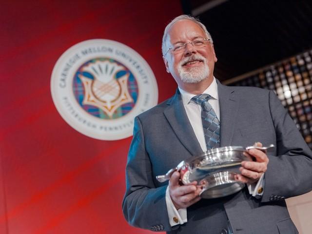 Carnegie Mellon Qatar Formally Installs Dean Michael Trick