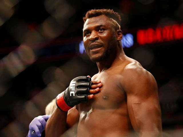 Ngannou teases 'big news coming soon' on next fight
