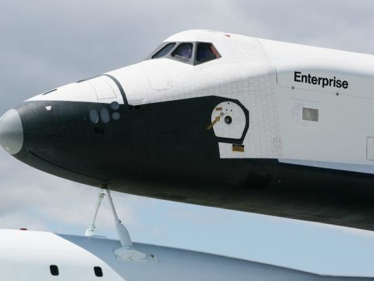 On This Day, Sept. 17: Space shuttle Enterprise debuts