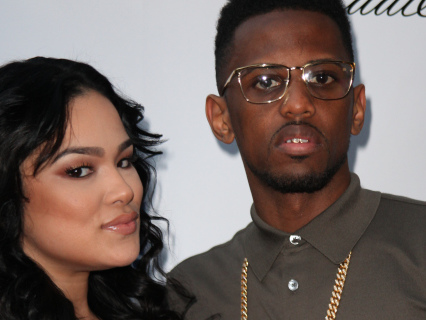 """Fabolous Wants You To Know He And Emily Are Still Together As They Do Date """"Date Night"""" At The Strip Club"""