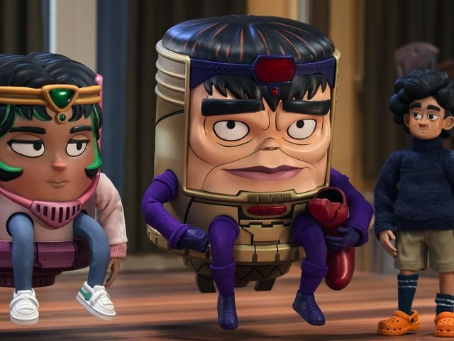 Hulu's M.O.D.O.K. is a supervillain sitcom that's so much better than he looks