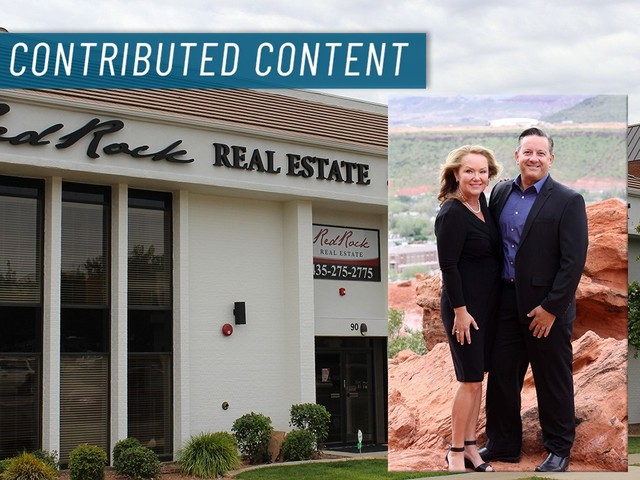 Red Rock Real Estate market watch with featured realtors Mark and Mary Smith
