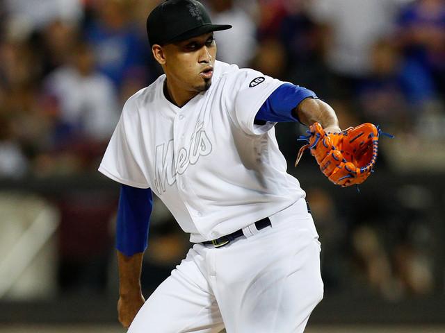 Mets' Edwin Diaz dodges injured list for now