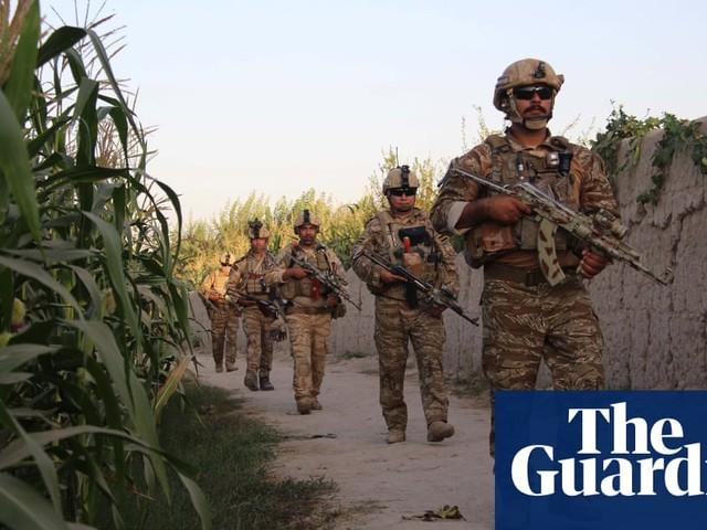 Schoolchildren killed by roadside bomb in Afghanistan